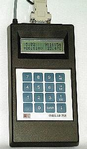 Отсчетную панель LB-756
