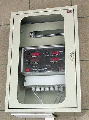 Pieczarkarnia - skrzynka instalacyjna SR1