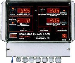 Regulator do pieczarkarni LB-760