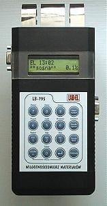 Wilgotnościomierz LB-795
