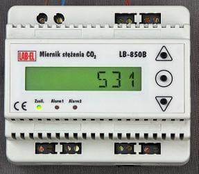 Sterownik stężenia CO2 LB-850B