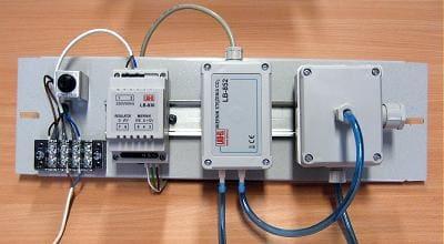 Miernik CO2 LB-852 z wyposażeniem