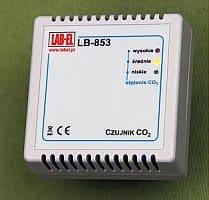Elektroniczny miernik CO2 LB-853
