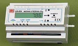 Elektroniczny miernik CO2 LB-854