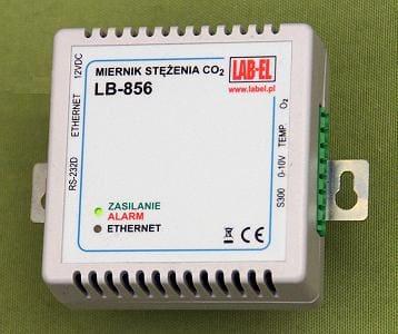 Miernik stężenia CO2 O2 LB-856