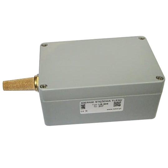 Miernik O2, pomiar stężenia tlenu: LB-905