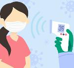 Bezdotykowe termometry medyczne