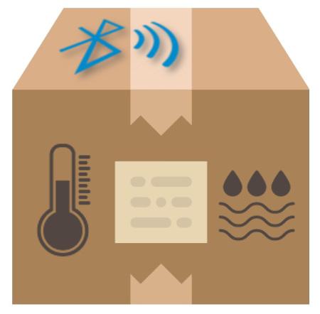 PARCEL-LOGGER – bezprzewodowy system kontroli temperatury w przesyłkach