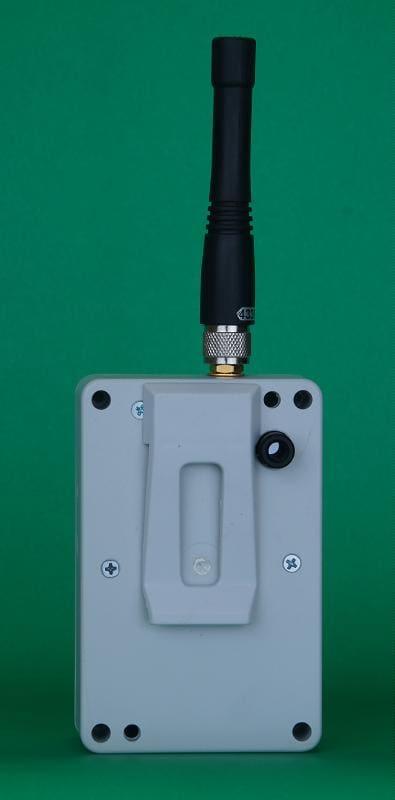 Pirometr rejestrator tempeartury LB-525AI SMA - widok od strony czujnika