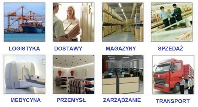 Zastosownia przemysłowego przenośnego terminala z drukarką