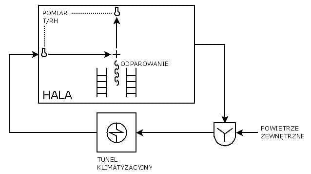 Wyłączony serwer parowania pary
