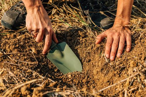 Wilgotność materiałów stałych i gleby - pomiary