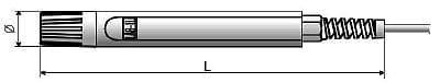 Czujnik temperatury - termometr TL-1