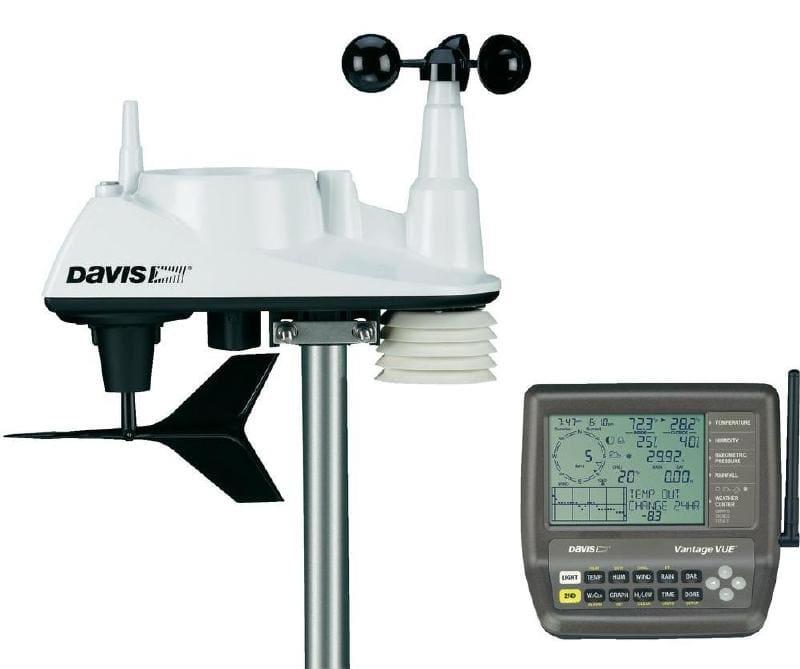 Stacja meteorologiczna bezprzewodowa Davis Vantage Vue
