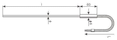 Termometr TA-PU - czujniki temperatury do zbiorników