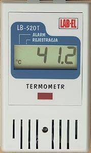 Termometr z rejestracją LB-520T