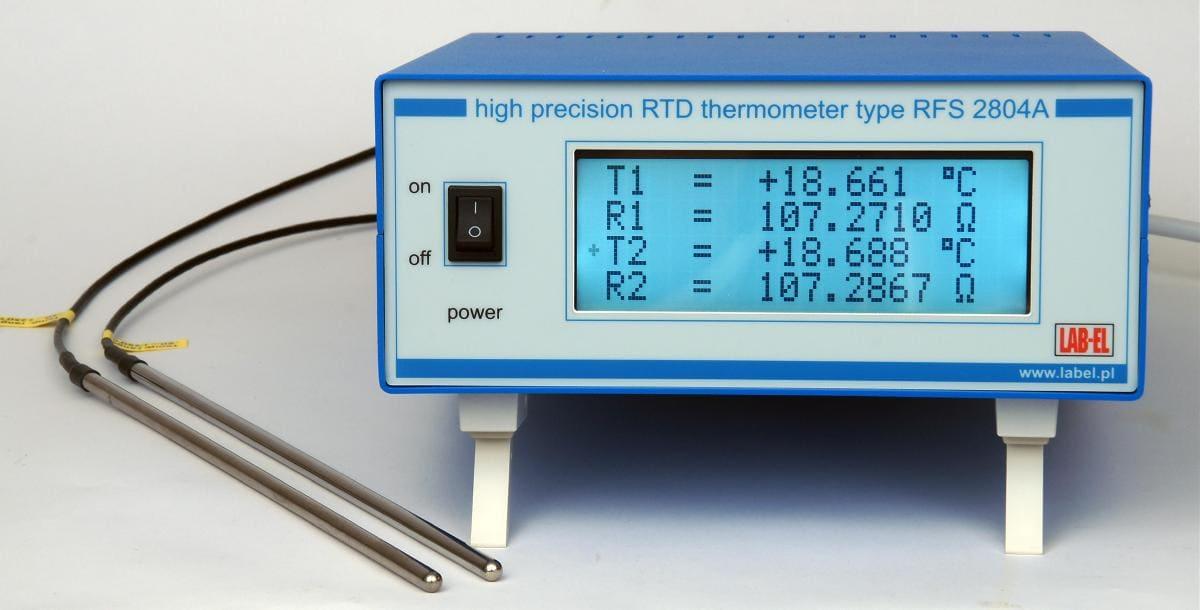 Termometr RFS 2804A