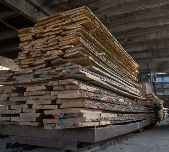 Suszarnia drewna