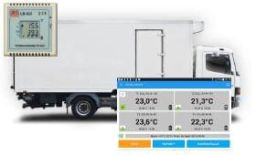 TRANS-LOGGER – system kontroli warunków transportu