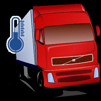 Monitoring temperatury i wilgotności w środkach transportu