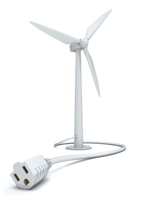Turbina wiatrowa żródłem energii