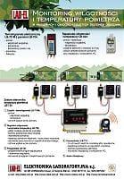 LAB-EL Elektronika laboratoryjna do monitoringu mikroklimatu