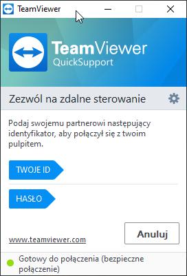 Wsparcie serwisowe dla klientów