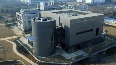 Laboratorium P4 w Wuhan