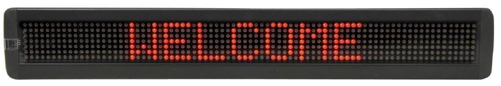 Kolorowy wyświetlacz tablicowy LED LB-111