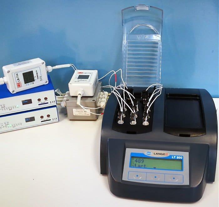 wzorcowanie termostatów cieczowych, łaźni wodnych, termocyklerów