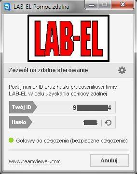 Serwer LBX - zdalna pomoc